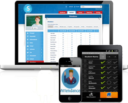 Attendance Management Solution - Sun Technolab